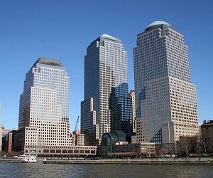 World Financial Center in New York
